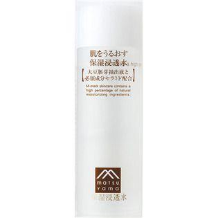 肌をうるおす保湿スキンケア 松山油脂肌をうるおす保湿浸透水110mlの画像