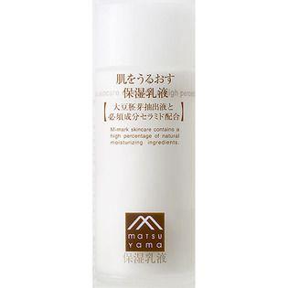 肌をうるおす保湿スキンケア 松山油脂 肌をうるおす保湿乳液 85mlの画像