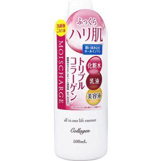 ナリスアップ コスメティックス ナリス化粧品 モイスチャージ オールインワン ハリつや液 500mlの画像