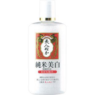 美人ぬか 純米美白化粧水 <医薬部外品> 130ml の画像 0