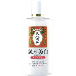 美人ぬか 純米美白化粧水 <医薬部外品> 130mlの画像