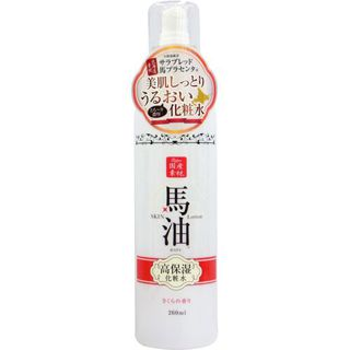 リシャン LSC リシャン 馬油化粧水 さくらの香り 260MLの画像