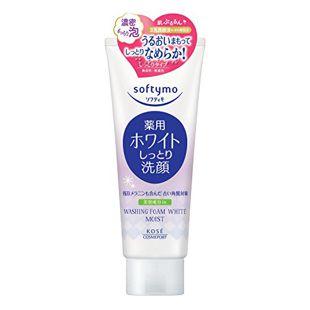 ソフティモ コーセーソフティモ 薬用洗顔フォーム(ホワイト)しっとり150g(医薬部外品) の画像 0