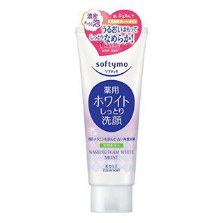 ソフティモ コーセーソフティモ 薬用洗顔フォーム(ホワイト)しっとり150g(医薬部外品)の画像
