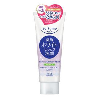 ソフティモ 薬用洗顔フォーム(ホワイト) しっとり <医薬部外品> 150gの画像