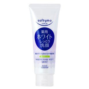 ソフティモ 薬用洗顔フォーム(ホワイト) しっとり <医薬部外品> 150g の画像 0