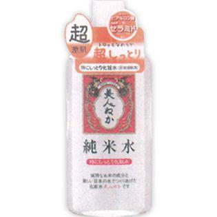 美人ぬか リアル純米水 特にしっとり化粧水130MLの画像