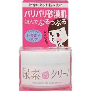 石澤研究所の石澤研究所すこやか素肌 尿素のしっとりクリーム60gに関する画像1
