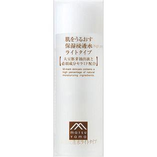 肌をうるおす保湿スキンケア 松山油脂肌をうるおす保湿浸透水ライトタイプ110mlの画像