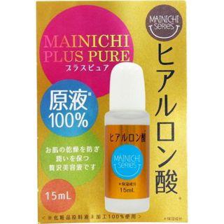 MAINICHI MAINICHI プラスピュアHY 15mlの画像