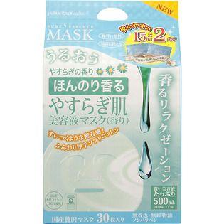 ジャパンギャルズ ジャパンギャルズピュア5 エッセンスマスク(香り)30枚入の画像