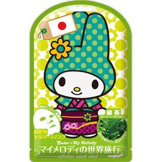 null ベニコ×マイメロディ 世界旅行マスクシートJ(日本)20MLの画像
