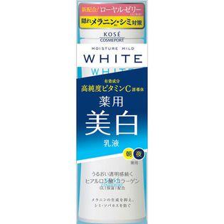 モイスチュアマイルド コーセーモイスチュアマイルド ホワイト ミルキィローション140ml(医薬部外品)の画像