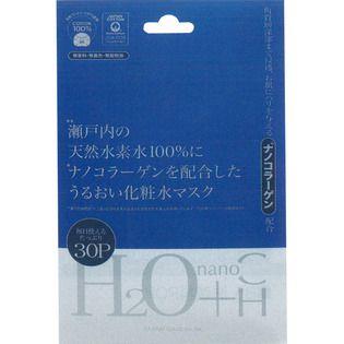 ジャパンギャルズ ジャパンギャルズH+nanoCマスク30Pの画像