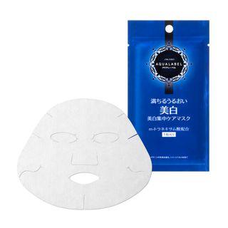 アクアレーベル リセットホワイトマスク <医薬部外品> 18mLの画像