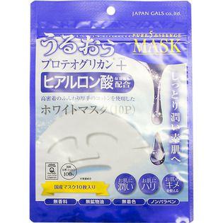 ジャパンギャルズのジャパンギャルズピュア5エッセンスマスク(HY)10枚入に関する画像1