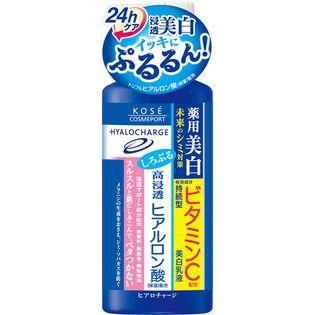 ヒアロチャージ コーセー ヒアロチャージ 薬用 ホワイト ミルキィローション 160ml(医薬部外品)の画像