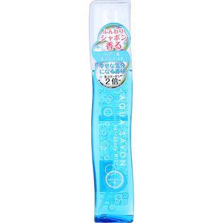 アクアシャボン ビュークイルアクア シャボン ヘアー&ボディミスト 大好きなせっけんの香り150mLの画像