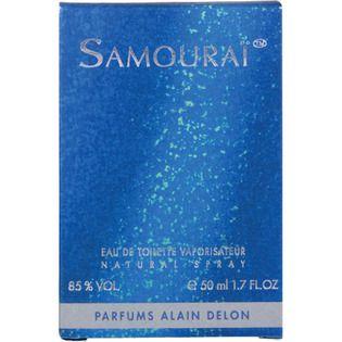 サムライのウエニ貿易アランドロン サムライ オードトワレ50mLに関する画像1