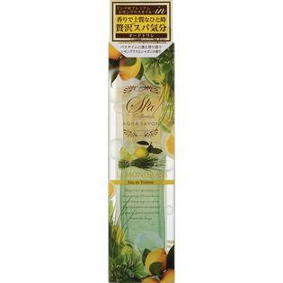 アクアシャボン ビュークイルアクアシャボンスパコレクションレモングラススパの香りオードトワレ80mLの画像