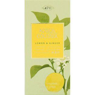 4711のウエニ貿易アクアコロニア レモン&ジンジャー オーデコロン50mlに関する画像1