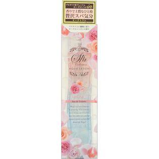アクアシャボン ビュークイルアクア シャボン スパコレクション ローズスパの香り オードトワレ80mLの画像