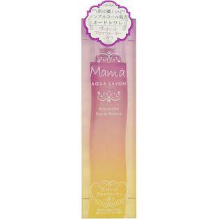 アクアシャボンのママ アクア シャボン ヴィオレットアロマウォーターの香り オードトワレ 80mlに関する画像1