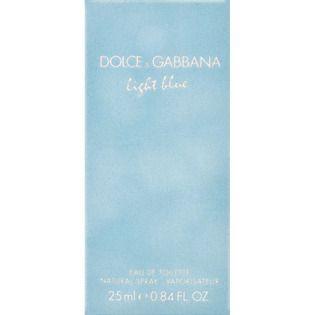 ドルチェ&ガッバーナのウエニ貿易ドルチェ&ガッバーナ ライトブルーオードトワレ25mLに関する画像1