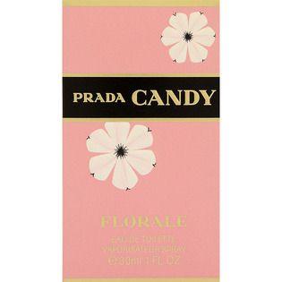 null ウエニ貿易プラダ キャンディ フロラーレ オーデトワレ30mLの画像