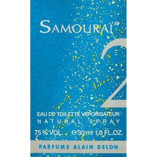 サムライ ウエニ貿易サムライ2 オードトワレ30mLの画像