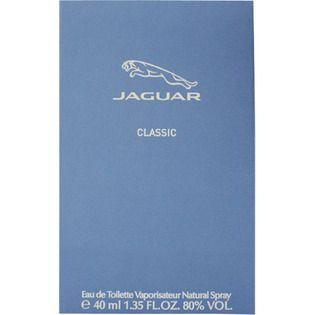 ジャガー ウエニ貿易ジャガー クラシック オードトワレ40mLの画像
