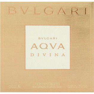 ブルガリ ウエニ貿易ブルガリ アクア ディヴィーナ オードトワレ40mLの画像
