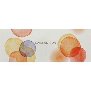 ビューティワークス カネボウ化粧品ビューティワークス デイリーコットン110枚の画像