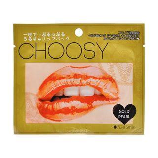 CHOOSY リップパック ゴールドパール 1枚の画像