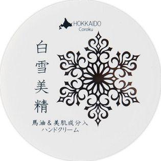 北海道Coroku 小六白雪美精 ハンドクリーム30gの画像