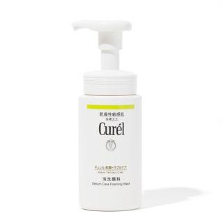 キュレル 皮脂トラブルケア 泡洗顔料 <医薬部外品> 150mlの画像