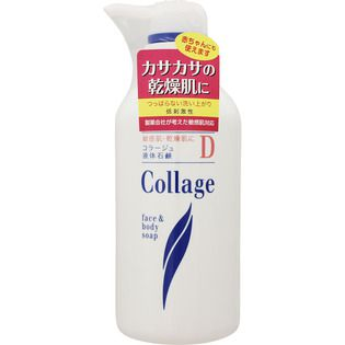 コラージュ 持田ヘルスケアコラージュD液体石鹸400mlの画像