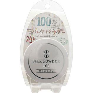 シルクパウダーのシルクパウダー100 絹白色 に関する画像1