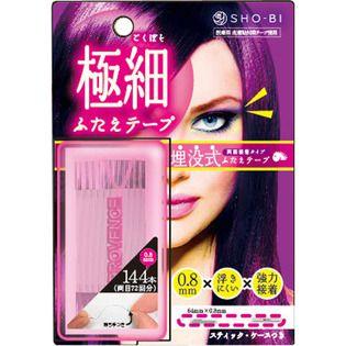 粧美堂 SHO-BI 極細ふたえテープ 144本の画像