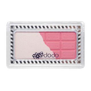 ドド チョコチーク CC10 ピンク 4.5gの画像