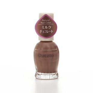 デュカート ナチュラルネイルカラーN 23 ミルクチョコレート 11ml の画像 0
