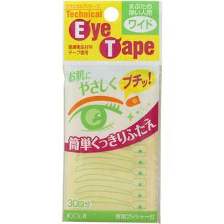 アイテープのコージー本舗テクニカルアイテープ ワイドに関する画像1