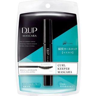 D-UP カールキーパー マスカラ ブラックの画像