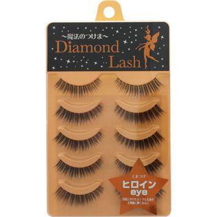 Diamond Lash(SHO-BI) SHO-BIダイヤモンドラッシュ ヌーディクチュールシリーズ ヒロイン eye(上まつげ)NC DL54597の画像