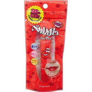 ベリサムのディーアールベリサム My Lip Tint Pack #05 バージンレッド18gに関する画像1