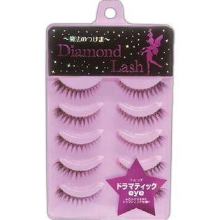 ダイアモンドラッシュ SHO-BIダイヤモンドラッシュ ドラマティカルメモリーシリーズ ドラマティック eye(上まつげ用)DM DL46177の画像