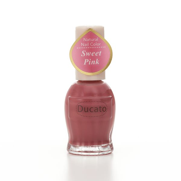 デュカートのナチュラルネイルカラーN 67 Sweet Pink 11mlに関する画像1