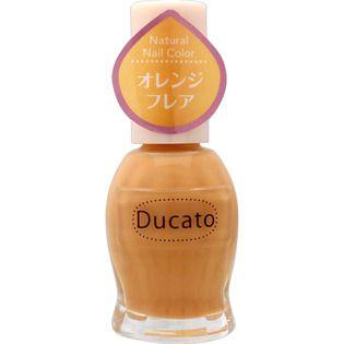 デュカート シャンテイ デュカート ナチュラルネイルカラーN 54 オレンジフレアの画像