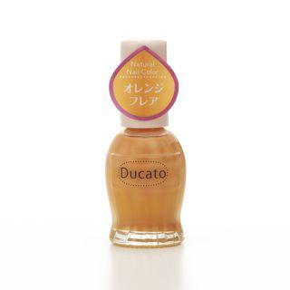 デュカート ナチュラルネイルカラーN F54 オレンジフレア 11mlの画像