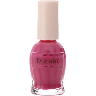デュカート シャンテイ デュカート ナチュラルネイルカラーN 18 ルビーピンクの画像